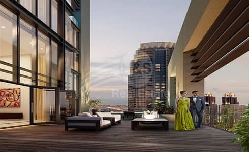 1 Bedroom Apartment for Sale in Downtown Dubai, Dubai - Great Layout Nice View Luxury Apartment!