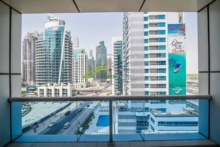 1 Bedroom Apartment for Rent in Dubai Marina, Dubai - Amazing Unit with Pool view Close to Metro 7800 Inclusive bills