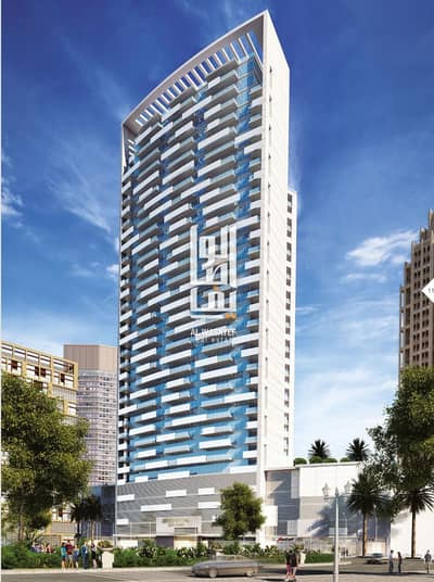 Own only with pay 50% apartment in the Jumeirah Triangle