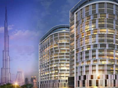 Ready to move luxury  Unit! Direct view Burj khalifa and dancing  fountain!!