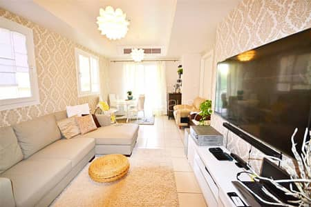 2 Bedroom Villa for Sale in The Springs, Dubai - Opposite Pool and Park| Type 4E| Springs 5