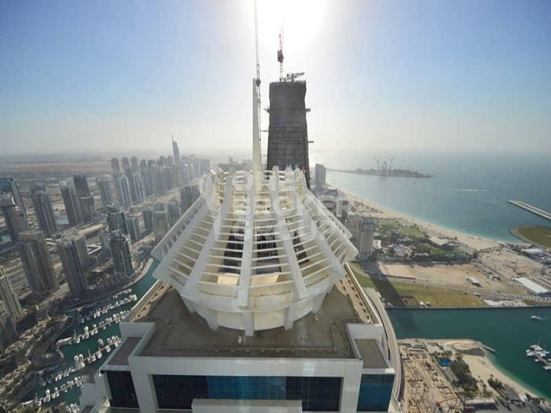 2 Exclusive Vacant High Floor Sea Marina