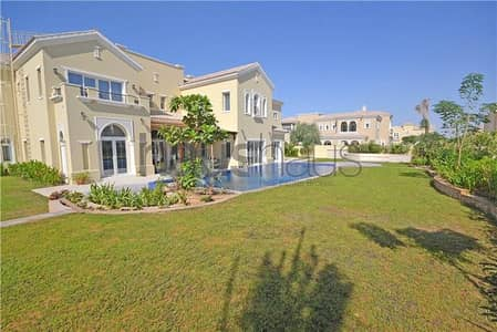 6 Bedroom Villa for Sale in Arabian Ranches, Dubai - Polo Homes   Infinity Pool   Extended