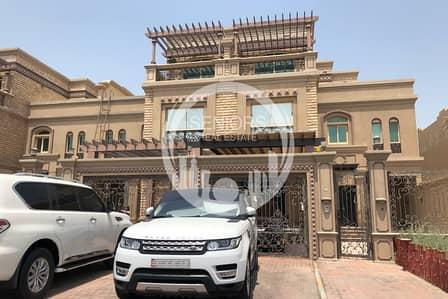 6 Bedroom Villa for Rent in Al Muroor, Abu Dhabi - Elegant 6Bedroom Villa with Swimming pool