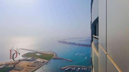 2 BR|Below Market Price|Above 60th Floor|Dubai Marina