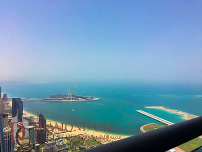 Live in Sky 2BR Penthouse|Sea&marinaView | Princess Tower