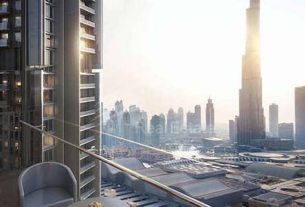 1 Bedroom Flat for Sale in Downtown Dubai, Dubai - Uninterrupted Burj Khalifa and Fountain Views|Vida Dubai Mall