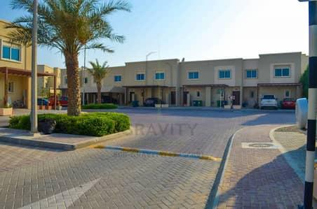 Move now! Single row 2br villa in Arabian Village