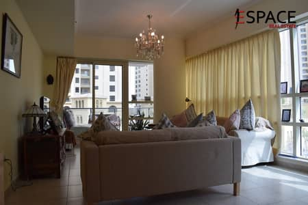 2 Bedroom Flat for Sale in Dubai Marina, Dubai - 2 Bed with Partial Marina View | Low Floor
