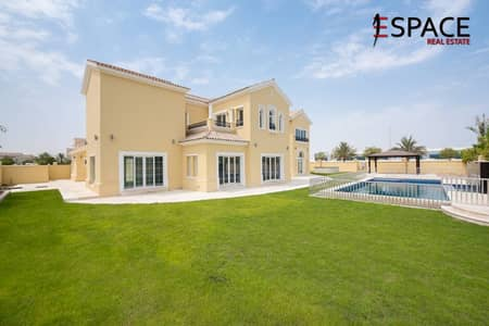 6 Bedroom Villa for Sale in Arabian Ranches, Dubai - Infinity Pool - Type D - Extended