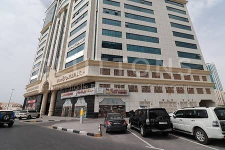 Office for Rent in Al Khan, Sharjah - Fitted vacant office next to Mamzar Beach