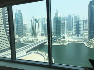 AED 125K  I Furnished 2BR  | Marina View