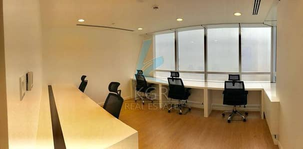 Fully fitted Office Space| JBC -2 | JLT