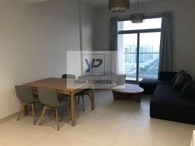 1 Bedroom Flat for Rent in Al Furjan, Dubai - 1 bedroom chiller free with amazing view