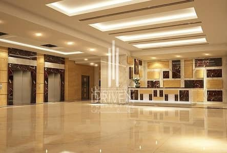 2 Bedroom Flat for Sale in Sheikh Maktoum Bin Rashid Street, Ajman - 2 BR with Sea View | Pay 20% and Move in