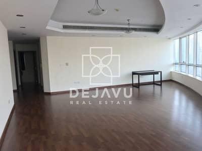 4 Bedroom Apartment for Rent in Dubai Marina, Dubai - Upgraded 4 Br Maid Room Next to Metro Station