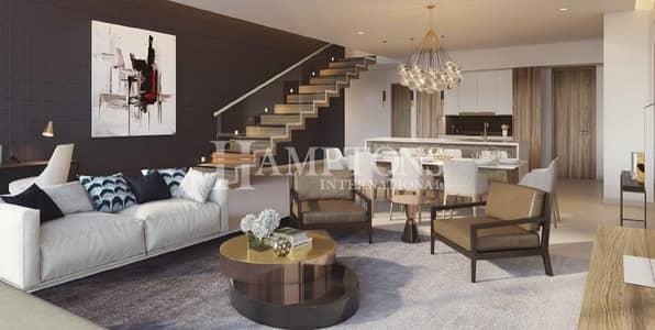 Exceptional Marina View   2BR Podium Villa