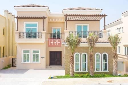 5 Bedroom Villa for Rent in Jumeirah Golf Estate, Dubai - Luxurious Custom-built 5BR with Golf View