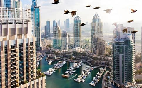 3 Bedroom Apartment for Rent in Dubai Marina, Dubai - 1 Month Rent Free | Spacious 3 Bed Plus Maids Ready to Move In