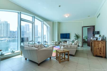 3 bed Plus Maids | Marina Views | Paloma