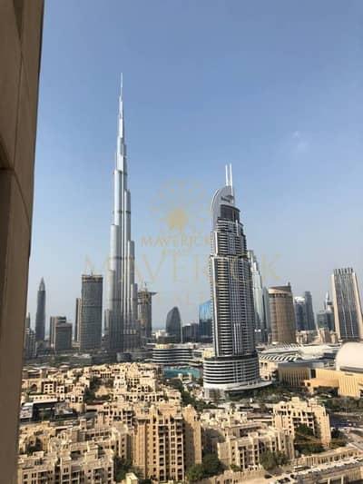Beautiful 2BHK Flat l Burj View l High Floor - Downtown Dubai