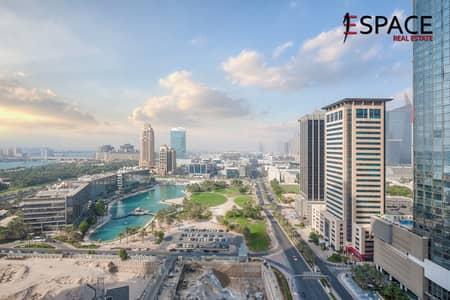 3 Bedroom Apartment for Sale in Dubai Marina, Dubai - Bright and Spacious Apartment | Golf Course View