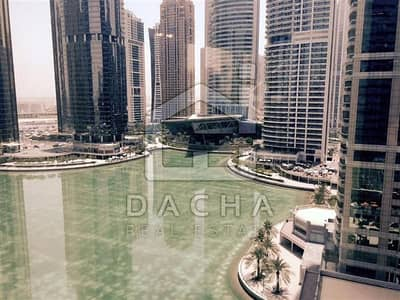 Office for Rent in Jumeirah Lake Towers (JLT), Dubai - Fully fitted office for rent in HDS Tower