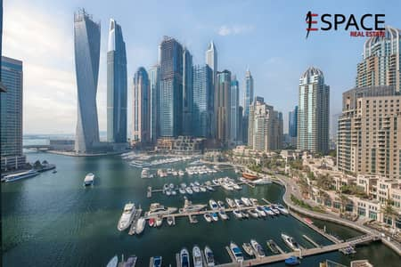 2 Bed in Mid Floor with Marina View
