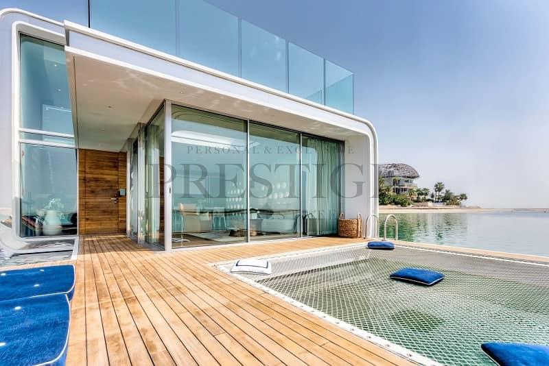 Floating Seahorse | Luxury Living | THOE