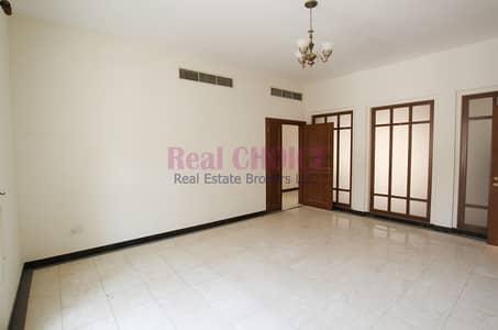 7 Bedroom Villa for Rent in Al Safa, Dubai - Independent 7BR Villa | Huge Plot Size