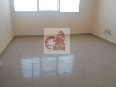 Golden Studio Flat Available in Nahda Sharjah Just in 24-K  with Wardrobe good location full family building .