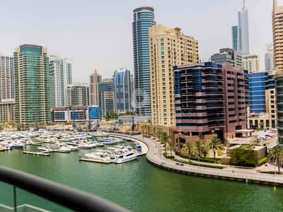 3 Bedroom Apartment for Rent in Dubai Marina, Dubai - Great 3 bedroom with partial marina view