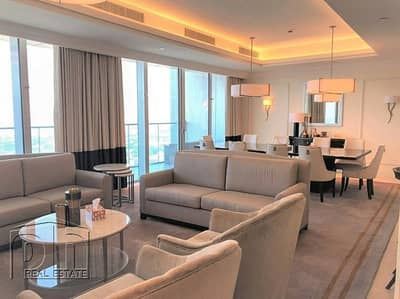 4 Bedroom Apartment for Rent in Downtown Dubai, Dubai - High-Spec Fully Furnished 4bedroom