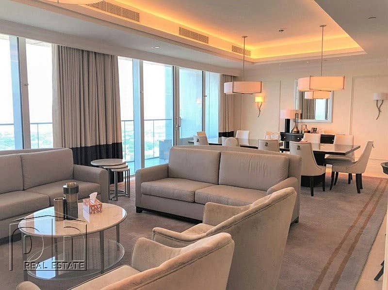 High-Spec Fully Furnished 4bedroom