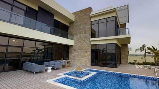 Beautiful 6 Bedroom Villa Facing Golf Course