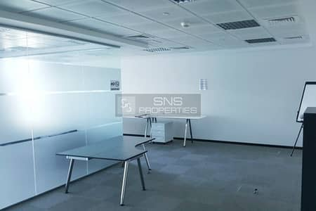 Office for Rent in Jumeirah Lake Towers (JLT), Dubai - Office Space w/ Partition in Indigo Icon