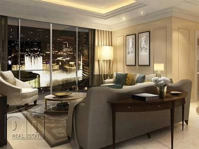 1 Bedroom Apartment for Sale in Downtown Dubai, Dubai - High Floor Address Blvd 1Bed Sea View
