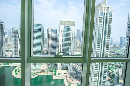 1 Bedroom Flat for Rent in Jumeirah Lake Towers (JLT), Dubai - Lake View | Ready To Move In |High Floor