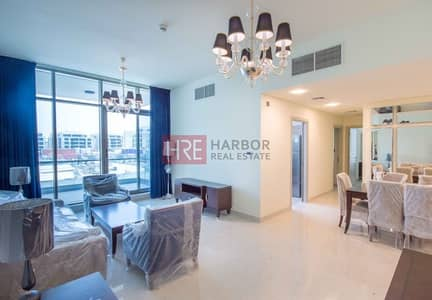 2 Bedroom Apartment for Rent in Meydan City, Dubai - Price Highly Negotiable! Excellent Furnished 2BR