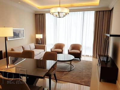 1 Bedroom Apartment for Sale in Downtown Dubai, Dubai - High Floor 1BR | Stunning Burj View