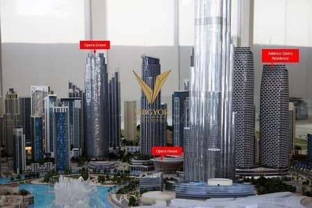 2 Bedroom Flat for Sale in Downtown Dubai, Dubai - 2 Bed Apt in The Address Opera Grand - Downtown