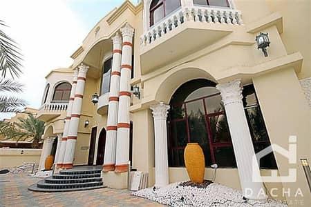 6 Bedroom Villa for Rent in Emirates Hills, Dubai - Available 7BR villa in Emirates Hills