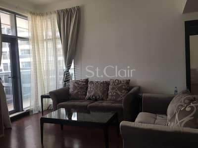 1BR Fully Furnished | Green Lakes 2 | JLT