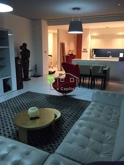 Fully Furnished w/ Burj & Fountain View