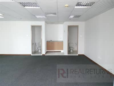 [SI] Open Plan Fitted Office in HDS Tower