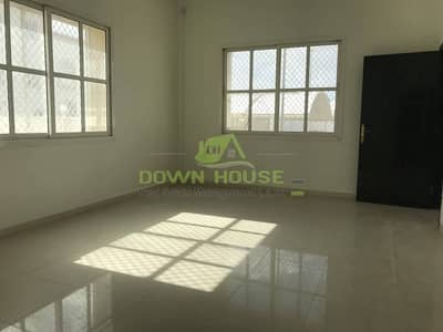 HUGE THREE BEDROOM FOR RENT IN KHALIFA CITY (A) .
