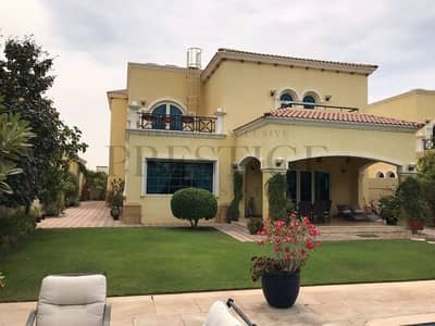 4 Bedroom Villa for Rent in Jumeirah Park, Dubai - Ready  Private Pool   Maint Contract Inc