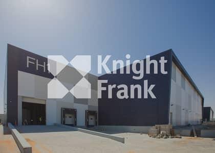 Warehouse for Rent in Dubai South, Dubai - Dubai South   Freight House to Lease