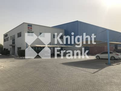Warehouse for Sale in Jebel Ali, Dubai - Engineering Warehouse   JAFZA South   For Sale