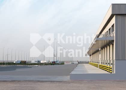 Warehouse for Rent in Dubai South, Dubai - Dubai South    Freight Complex to Lease